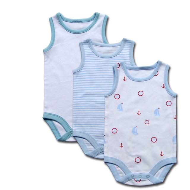 Mamelucos del bebé recién nacido niño niño niña ropa bebe menino de rayas  niños del mameluco 0b64a32af4b2