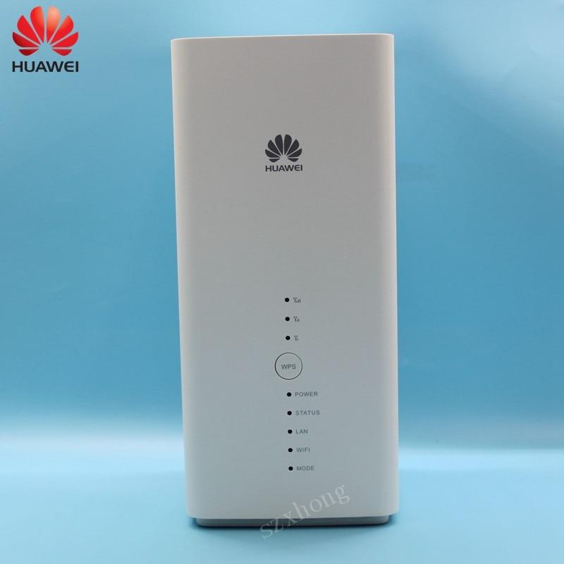 Débloqué Huawei 4G LTE routeur B618 B618s-22d 4G 300 Mbps routeur WiFi Mobile 4G routeur sans fil avec fente pour carte Sim