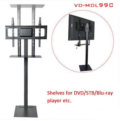 32 70 inch LCD LED Plasma Monitor TV Mount Floor Stand Tilt Swivel AD  Display. 32 70 inch LCD LED Plasma Monitor TV Mount Floor Stand Tilt Swivel