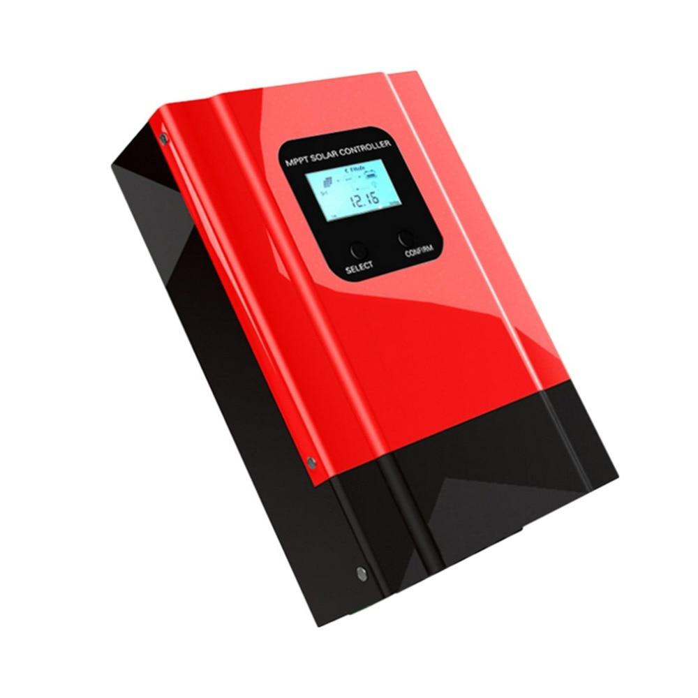 все цены на  1pc eSmart3-40A MPPT 40A Solar Charge Panel Controller RS-485 Ports Auto Work High Efficiency Three Charging Options LCD Display  онлайн