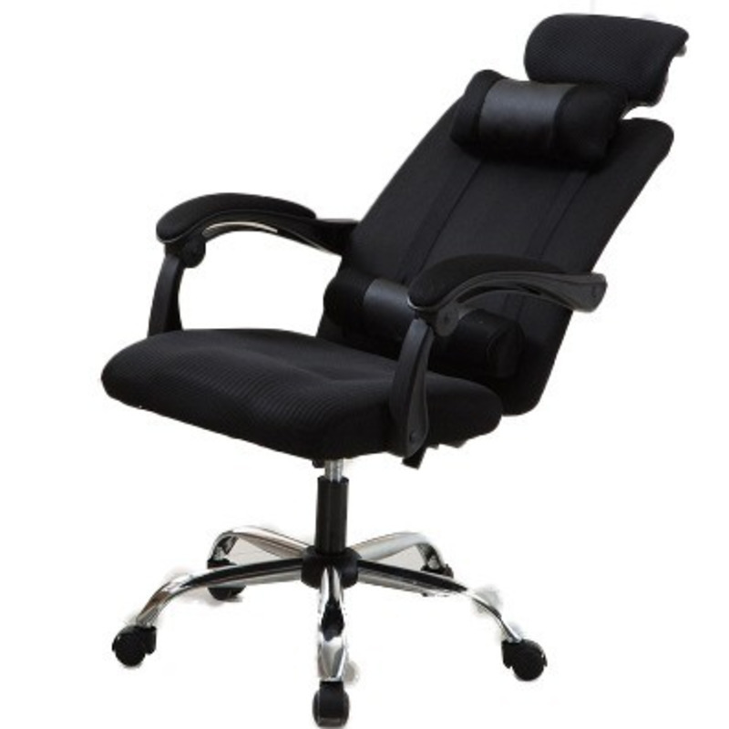 Luxury Quality Boss Poltrona Office Gaming Live Lacework Chair Can Lie Ergonomics With Footrest Household Silla Gamer Steel Feet