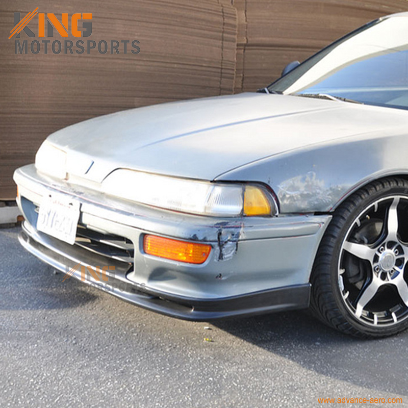 For 92 93 Acura Integra MU Style Front Bumper Lip Spoilers In Bumpers From Automobiles Motorcycles On Aliexpress