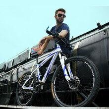 Novo modelo de alta qualidade material aço carbono 27 velocidade 26 polegada israel ciclismo atacado mountain bike