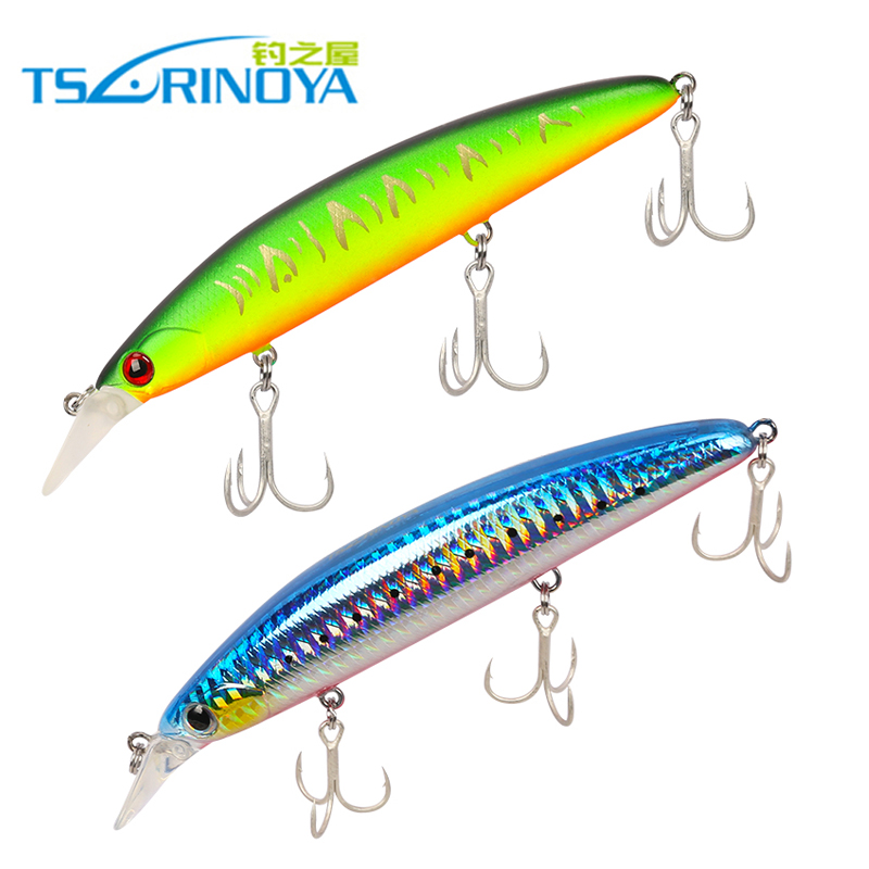 Trulinoya 11cm 20.5g  Hard Fishing Minnow Lure Artificial Fishing Bait 3D Sinking Carp Pesca Crankbait Hook Swimbait trulinoya carp fishing lure minnow lures bait artificial 88mm 7 2g 3d eyes treble hook hard bait two segments fishing tackle