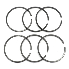 6PCS 40mm Piston Ring Kit For HUSQVARNA 41 141 142 Chainsaw # 530029982