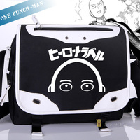 Anime ONE PUNCH MAN Cosplay Backpack Cross Package Anime Men And Women Shoulder Messenger Bag Birthday