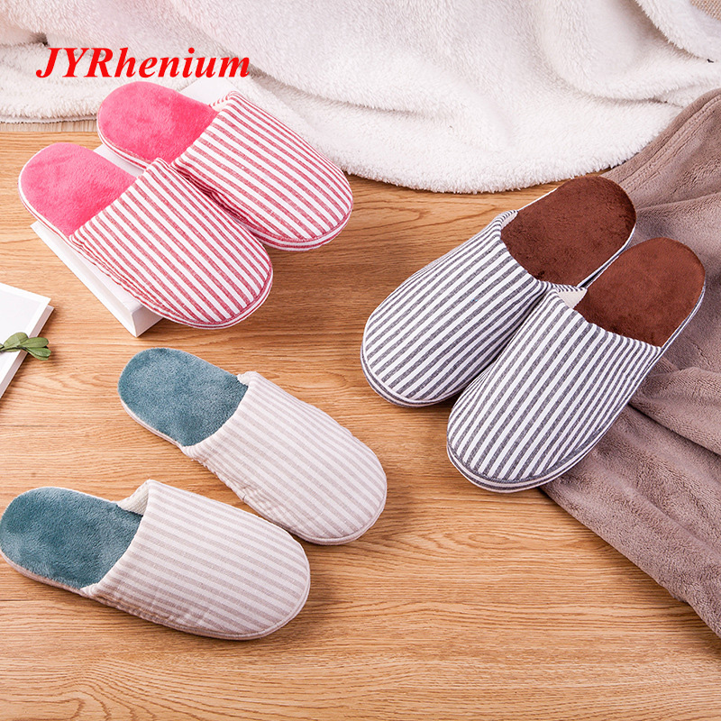 Autumn Winter Men's New Style Rubber Soft Shoes Warm Home Slippers Men Fashion Couple Indoor Slippers Indoor Soft Mens Footwear цены онлайн