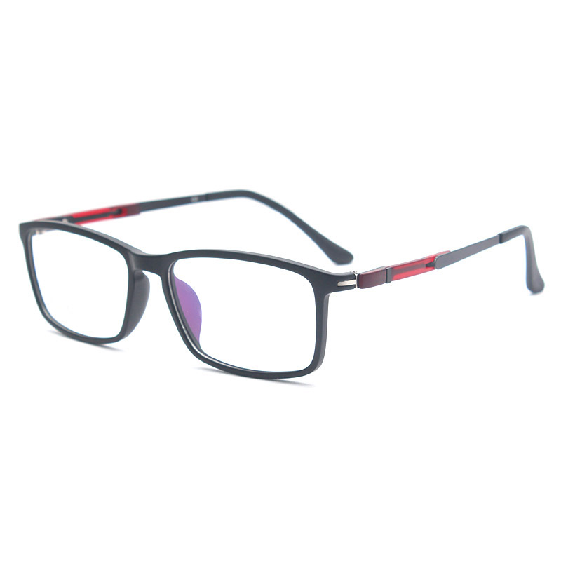 Image 2 - Reven Jate 98180 Acetate Full Rim Flexible High Quality Eyeglasses Frame for Men and Women Optical Eyewear Frame Spectacles-in Men's Eyewear Frames from Apparel Accessories