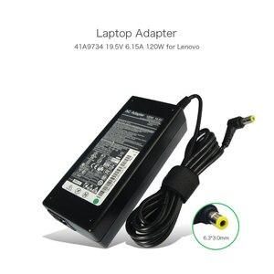 19.5 V 6.15A 120 W Carregador AC para Laptop da Lenovo C320 C300 C305 B305 B31R2 PA-1121-04LZ 41A9734 41A9732 Portátil Adaptador de energia