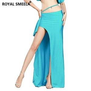 Image 4 - Женский костюм для танца живота, юбка для танца живота 2020, одежда для выступлений на сцене, одежда для танца живота, тренировочная Одежда для танцев