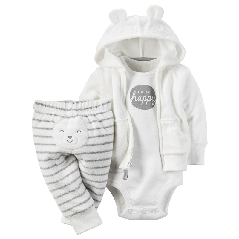 Baby-Boy-Girl-Clothing-set-3-Piece-Bodysuit-Hooded-Long-Sleeve-Outwear-Pants-carter-Cotton-Bebes (8)