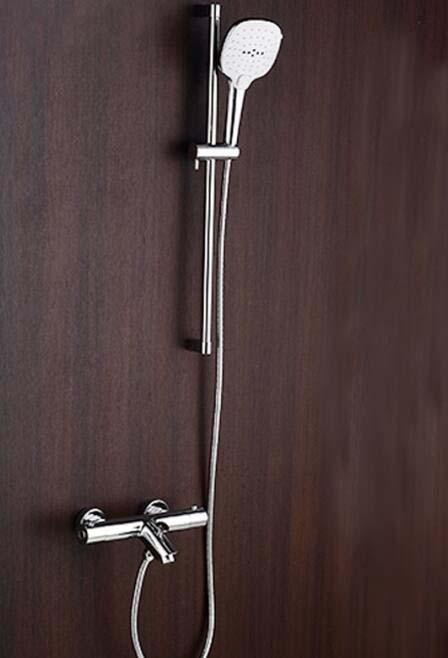Free shipping Bathroom Thermostatic Rainfall Bathtub Faucet Set With Waterfall Pressurize Water Saving Hand bath Shower AF085 free shipping by dhl 1piece tda100 bathtub pump 0 75kw 1hp 220v 60hz bath circulation pump