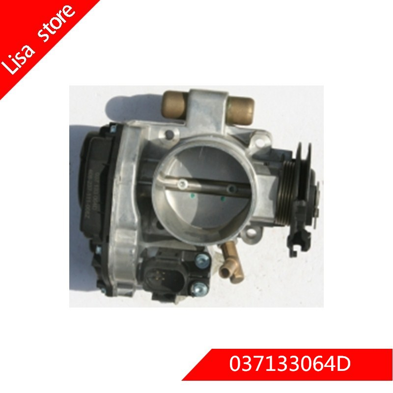 037133064D 408-237-111-008Z V10-81-0007  High quality Throttle Body For Seat Ibiza ll(6K1) 1.6i Seat Toledo l (1L) 1.6i 037133064D 408-237-111-008Z V10-81-0007  High quality Throttle Body For Seat Ibiza ll(6K1) 1.6i Seat Toledo l (1L) 1.6i