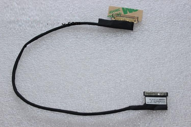 все цены на  WZSM NEW LCD Cable For IBM Thinkpad X240 X260 X230S X240S X250 laptop LCD Video Cable  онлайн