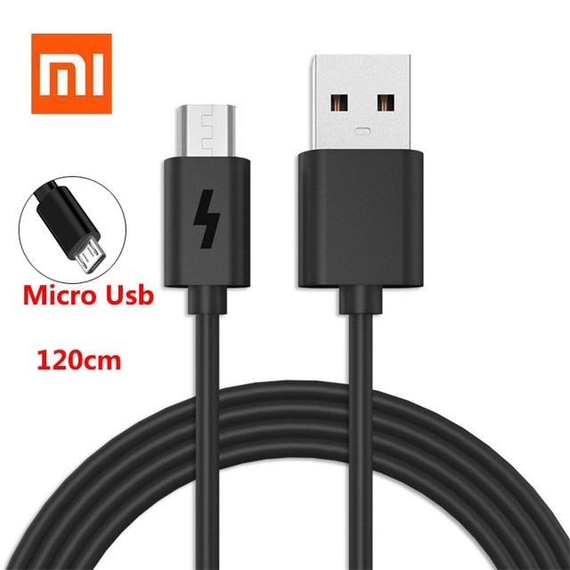 Hàng chính hãng Xiaomi mi cro Cáp USB Sạc Nhanh/sạc Đồng Bộ Dữ Liệu cho Redmi Note 6 5 4 4x3 2 5A Plus S2 3S mi 1 S 2S M2 Dây cabel