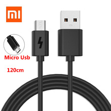 Original xiaomi Micro USB Cable Fast Charge/charging Data Sync for redmi Note 6 5 4 4x 3 2 5A plus S2 3S mi 1s 2S m2 Cord cabel