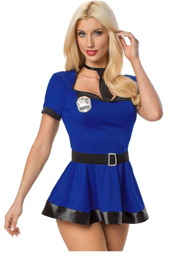 Naughty Corrections Officer Costume Lc8874 In Anime Costumes From Novelty Special Use On Aliexpress Com Alibaba Group