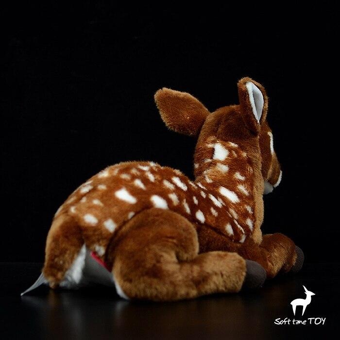 Большие куклы настоящая жизнь плюшевый олень мягкие игрушки Детский подарок подушка большая игрушка мягкая - 4