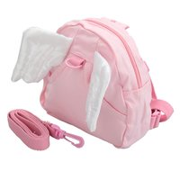 Wholesale 5*Baby Children Kids Angel Wings Walking Safety Backpack Bag Harness Learning Learn To Walk Walker Assistant Helper