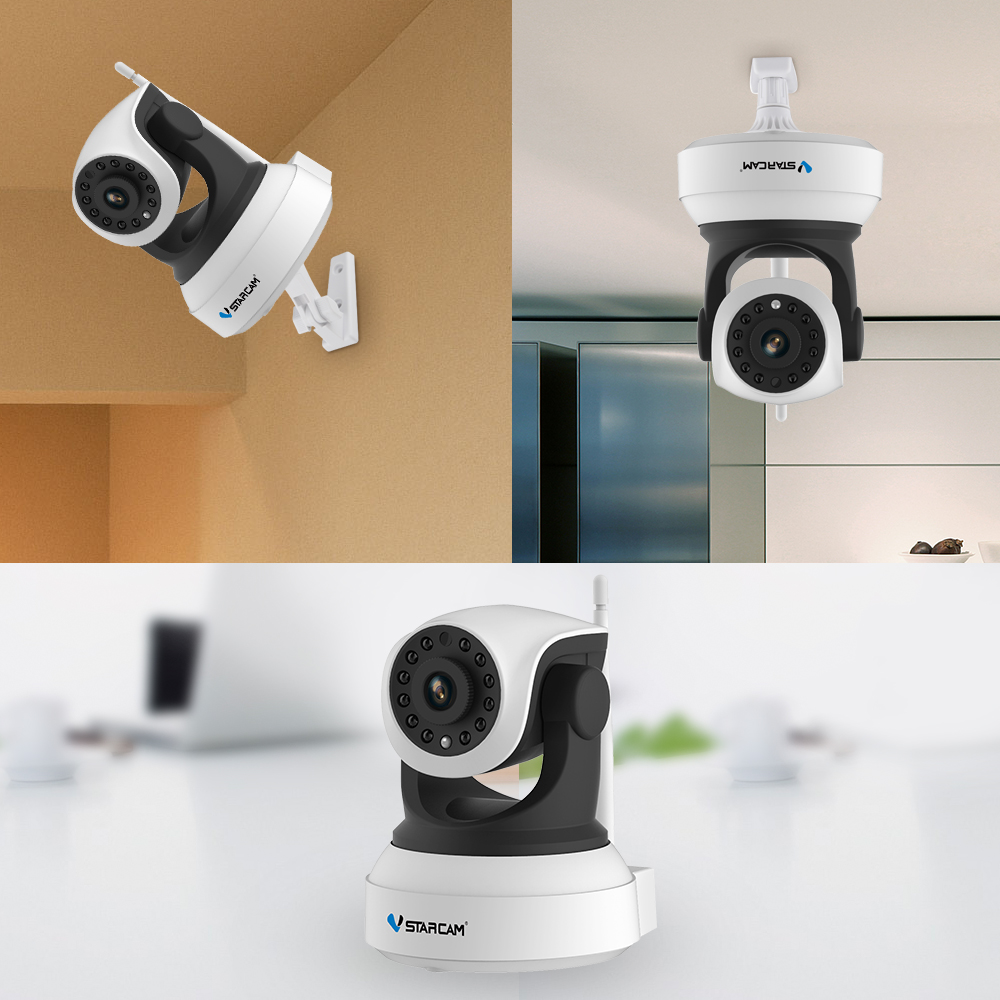 hd wireless security ip camera. Black Bedroom Furniture Sets. Home Design Ideas