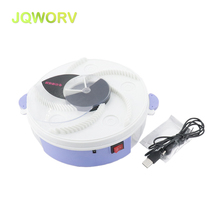 JQWORV 2 in 1 Battery plus Power supply Electric USB Automatic Flycatcher home fly killer trap insect pest reject control смартфон fly fs521 power plus 1 золотистый