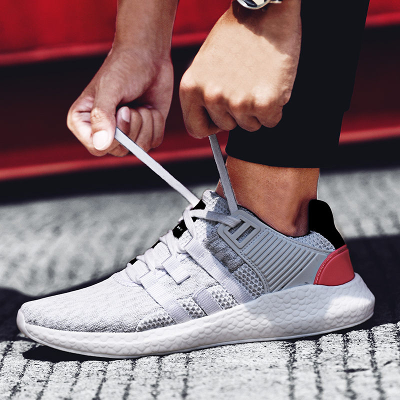 Leader Show Men's Vulcanize Shoes Comfortable Outdoor Brand Men Casual Shoes Breathable Fashion Man Sneakers Lace-up Flats Shoes