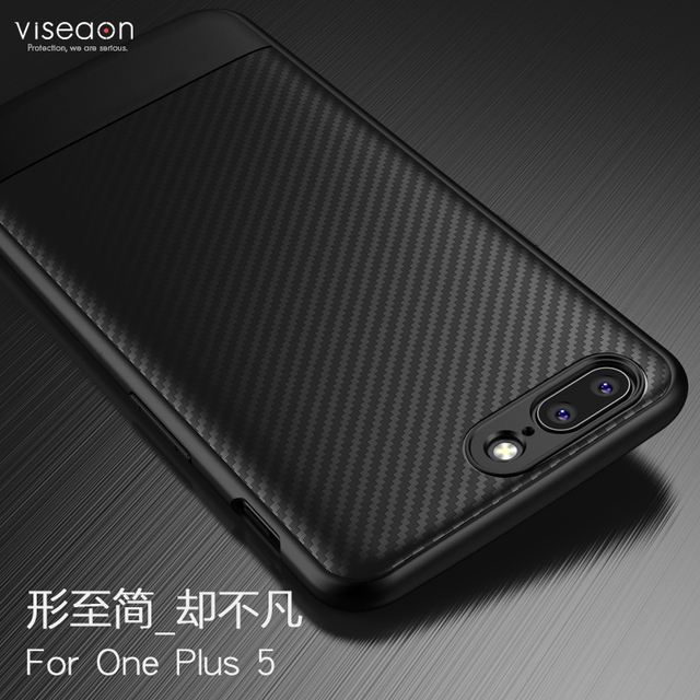 hot sale online 80479 11b2b US $3.42 |For OnePlus 5 Fitted Case Hybrid Armor Case For One Plus 5  Silicone Carbon Fiber Texture Back Cover For OnePlus 5 Case Cover-in Fitted  Cases ...