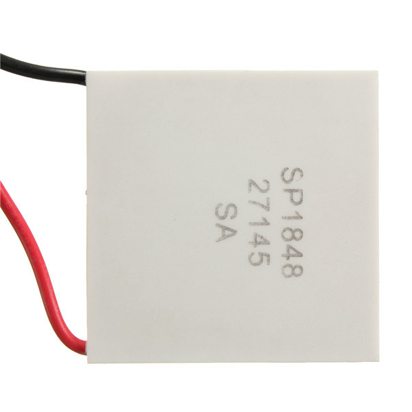 40x40mm thermoelectric power generator high temperature generation