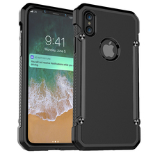 High-end Beetle Frosted Back Cover For iPhone X 8 7 6 6S Case Ultra Thin Protective Cover Case For iPhone 8 7 Plus 6 6S Plus