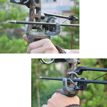 1 Piece Arrow Rest Compound Bow Draw Away Accessories Right Hand Tool Archery Free Shipping