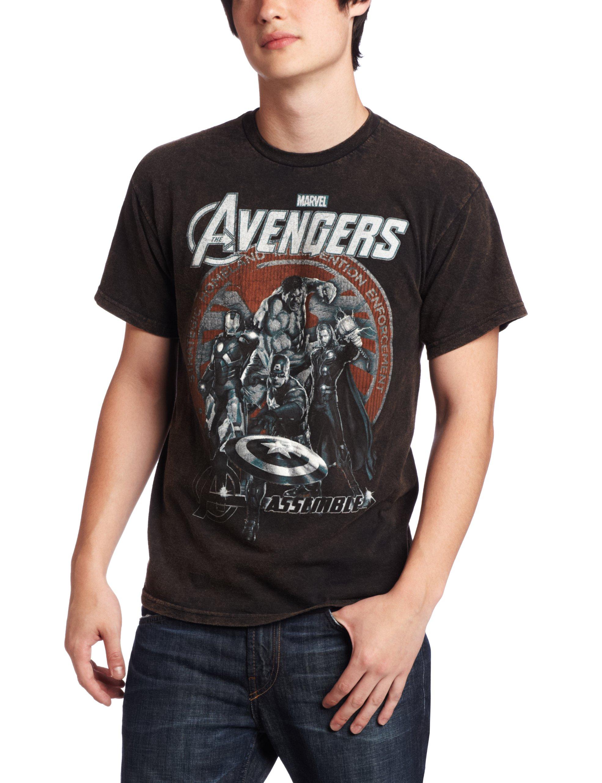 Men's Clothing Humor Funny T Shirt Men Novelty Women Tshirt Avengers Mens Bottle Co T-shirt To Have A Long Historical Standing