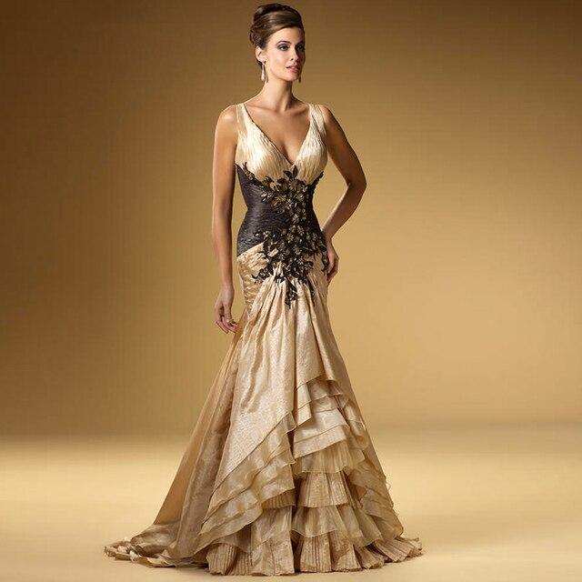 Alta costura en vestidos de noche