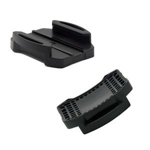 Image 4 - Adhesivo de montaje en superficie curva/plana para FDR X3000 de acción de Sony, HDR AS100, AS15, AS20, AS300, AS200V, AS50, Correa antipérdida