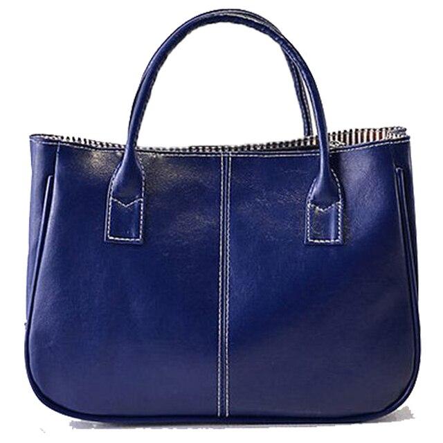 Midline High Capacity Black Shoulder Bag 2017 Luxury Brand Vintage Handbag Tote PU Leather Sac Femme De Marque Bolsos Mujer