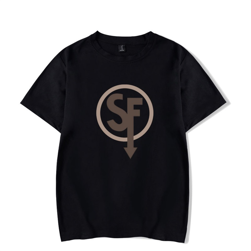 Game Sally Face Logo Cosplay Costumes Unisex T-Shirt Top