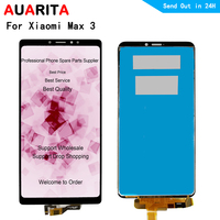 lcd For XiaoMi MI MAX 3 LCD Display+Touch panel Screen Digitizer with frame Assembly For XiaoMi MAX3 Cell Phone replacement
