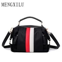 MENGXILU Fashion Women Messenger Bags Ladies Casual Waterproof Nylon Bags High Quality Female Handbags Crossbody Bag bolso mujer