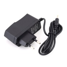 Универсальный черный IC адаптер питания AC зарядное устройство DC 5V 2A/2000mA 2,5 мм EU/US разъем для Android, планшет, ноутбук