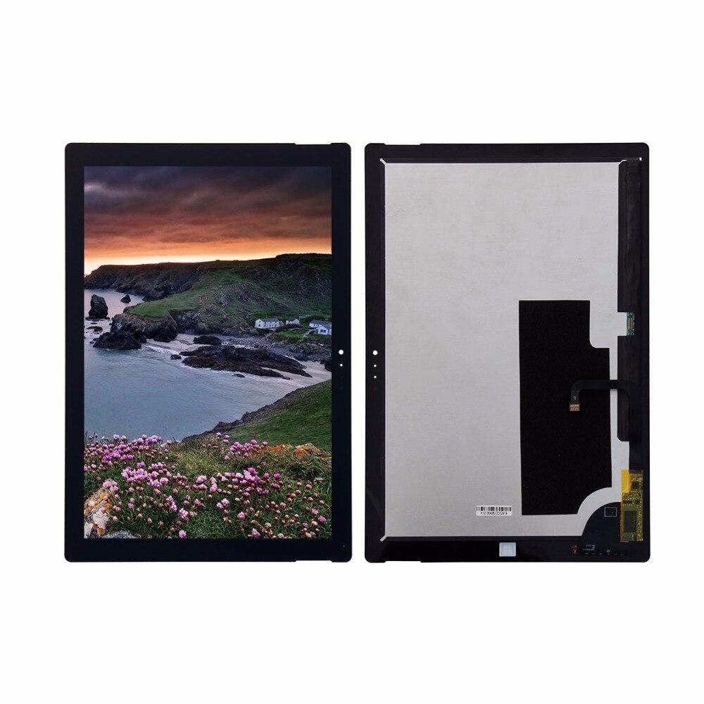 Pour Microsoft Surface Pro 3 1631 V1.1 LCD Écran Tactile Digitizer Assemblée Outils Gratuits Remplacement