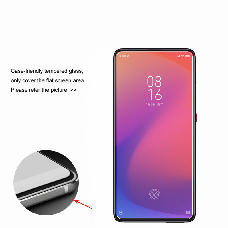Image 3 - 2PCS Glass For Xiaomi Redmi K20 Phone Screen Protector Tempered Glass For Xiaomi Mi 9T Glass For Redmi K20 Mi 9T Film Youthsay-in Phone Screen Protectors from Cellphones & Telecommunications