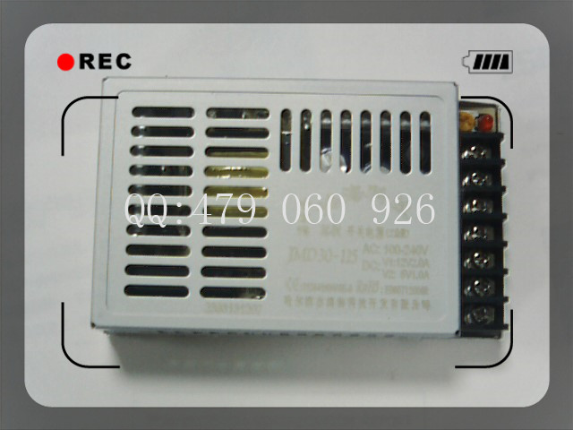 [ZOB] 30W JMD30 125 12V2A 5V1A switching power supply two isolated 3PCS/LOT