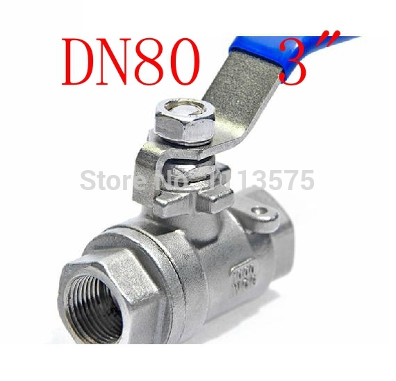 DN80 3 304 stainless steel types of shut off water oil ball valve valves pipe fitting fittings 1 2 bsp female 304 stainless steel flow control shut off needle valve 915 psi water gas oil
