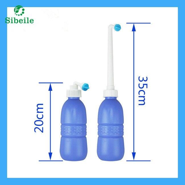 SBLE портативный биде опрыскиватель путешествия ручной пустой биде бутылка гигиены Личная Чистка стирка спрей душ с сумкой для переноски