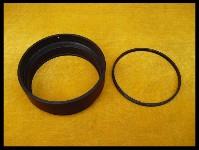 High quality 154mm objective lens support pressure ring for