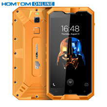 HOMTOM ZOJI Z8 IP68 Waterproof 5.0 Inch Smartphone Octa Core 4GB RAM 64GB ROM Android 7.0 4250mAh 13MP Fingerprint ID Cellphone