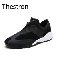 2017 Men Running Shoes Outdoor Antiskid Jogging Tourism Walking Athletic Shoes High Quality Sneakers Cushion Running Shoes Cheap