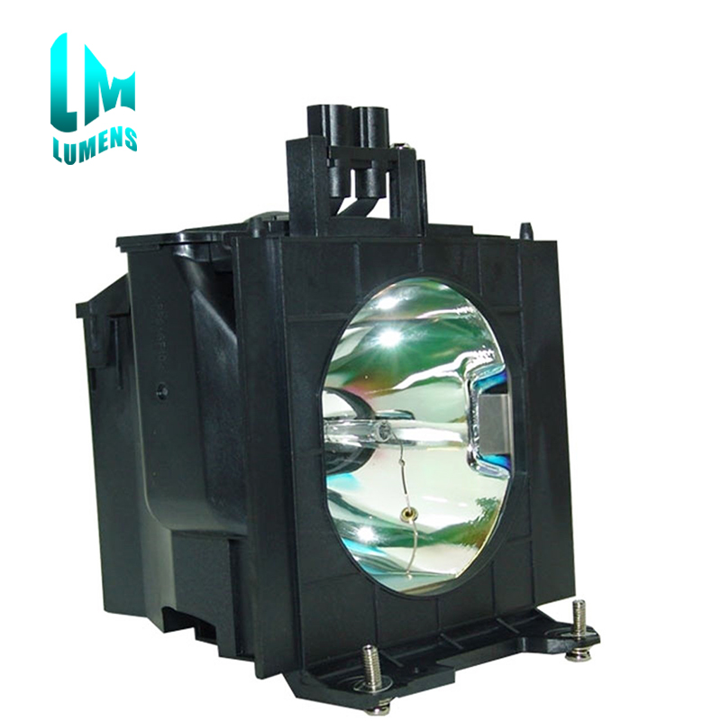 Replacement ET-LAD55 High quality for Panasonic PT-D5500 PT-<font><b>DW5000</b></font> PT-D5600UL PT-D5500U PT-D5500UL projector lamp with Housing image