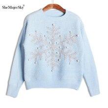 Свитера женщины тянуть femme hiver пуловеры и свитера рождество женщины пуловер вязаный свитер для женщин перемычки 2015 Зима