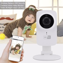 Baby Sleeping Monitor Audio Night Vision 720P Wireless Infant Radio Digital Video Wifi Camera