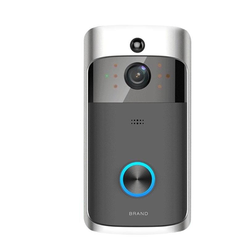 M3 Visible Doorbell WiFi Wireless Alarm Phone Intercom Remote Smart Home Doorphone Door Viewer CameraM3 Visible Doorbell WiFi Wireless Alarm Phone Intercom Remote Smart Home Doorphone Door Viewer Camera